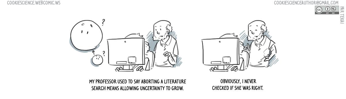 551 - Uncertainty was left to grow