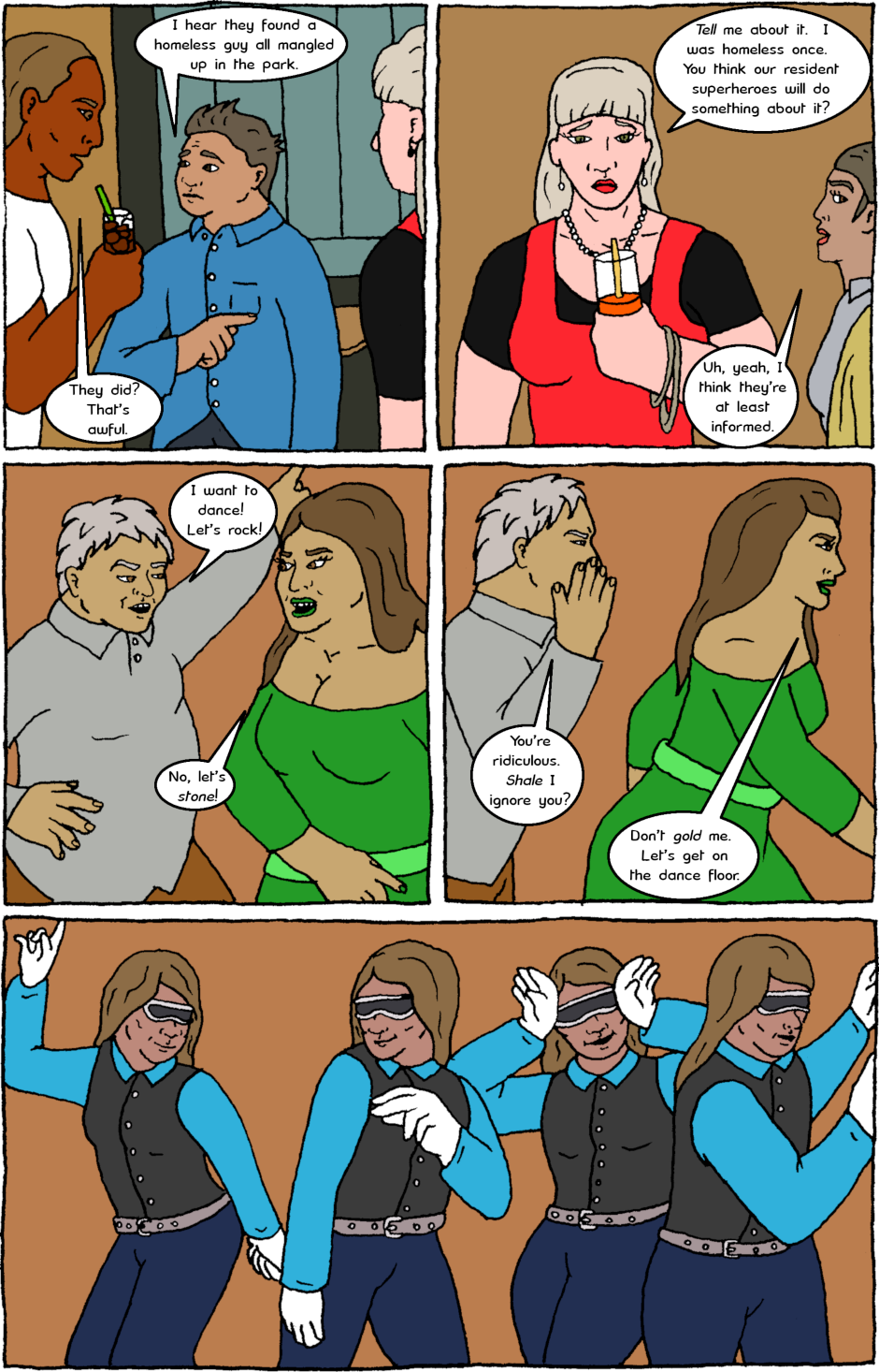 Issue 9: Familial Discord - Page 7