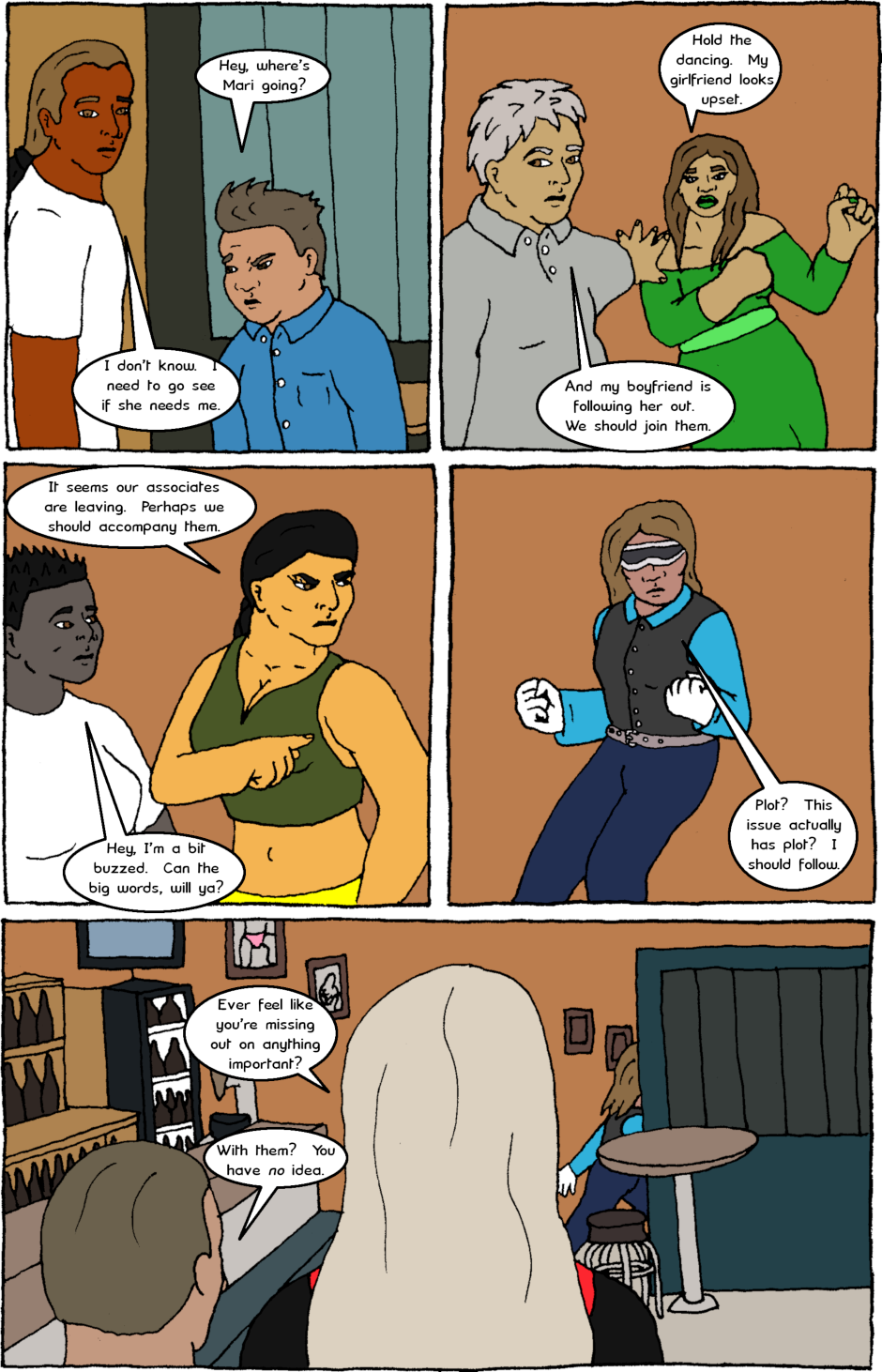 Issue 9: Familial Discord - Page 9
