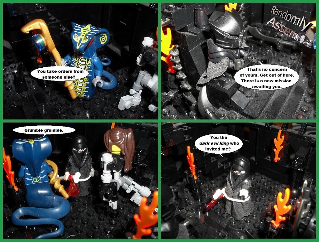 #1548-Dark evil king