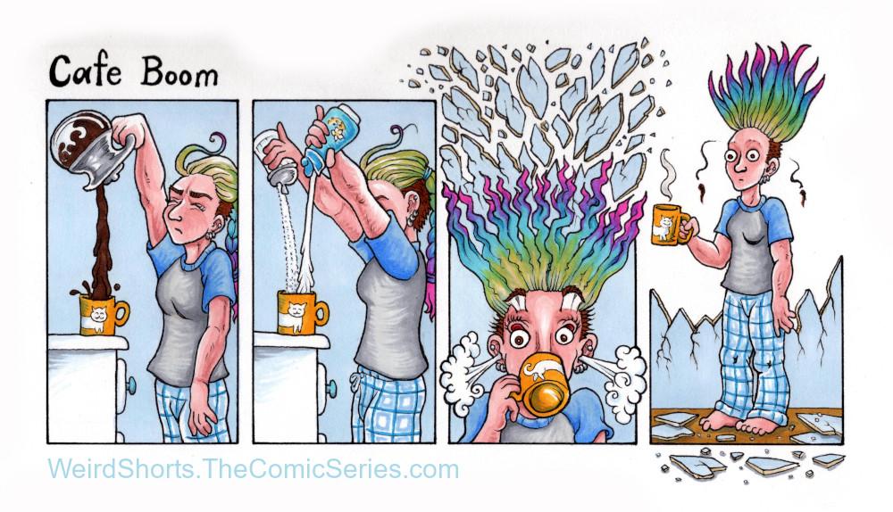 Cafe Boom
