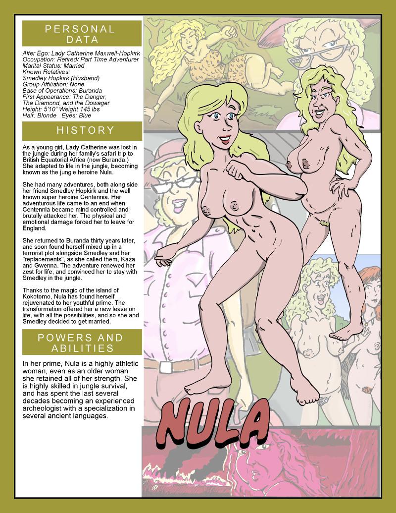 Who's Who: Nula