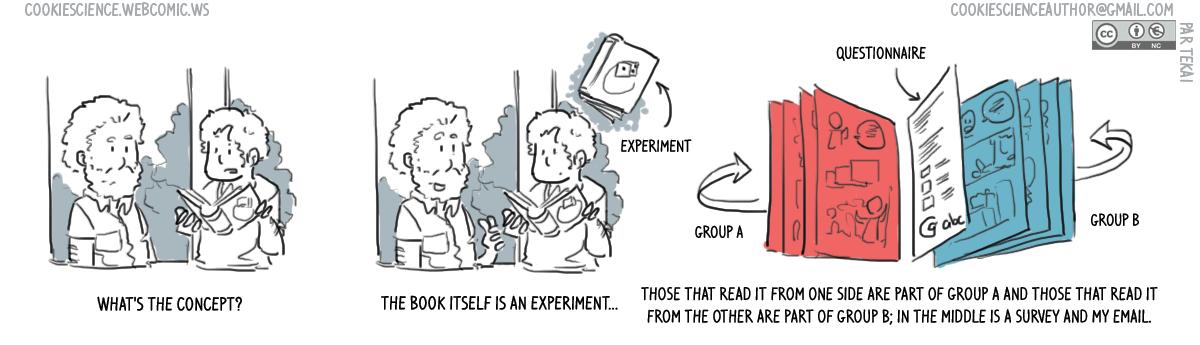 522 - Experimental booklet