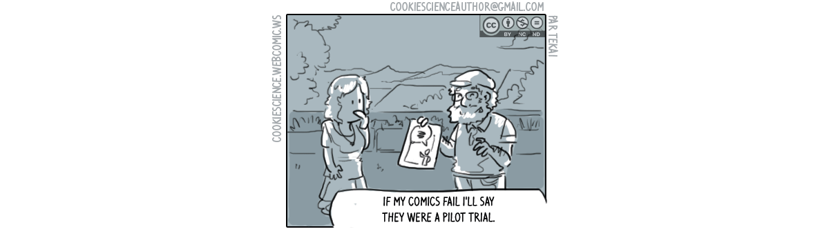 513 - The Science of Cookies is a pilot trial