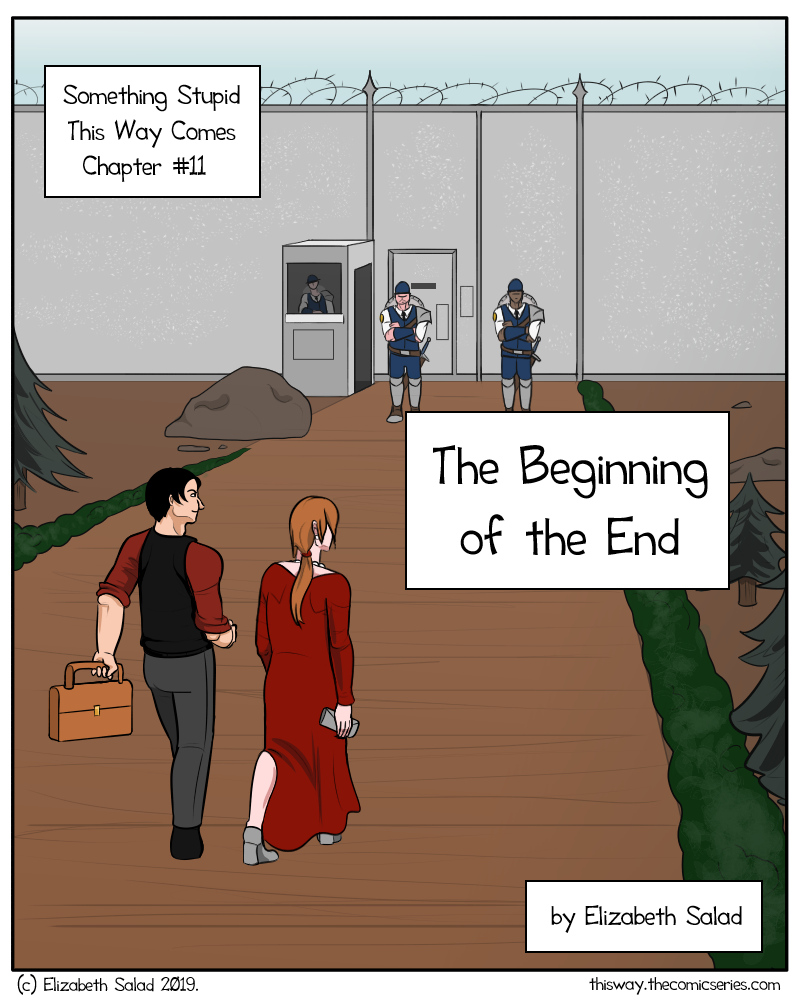 Beginning Of The End - COVER