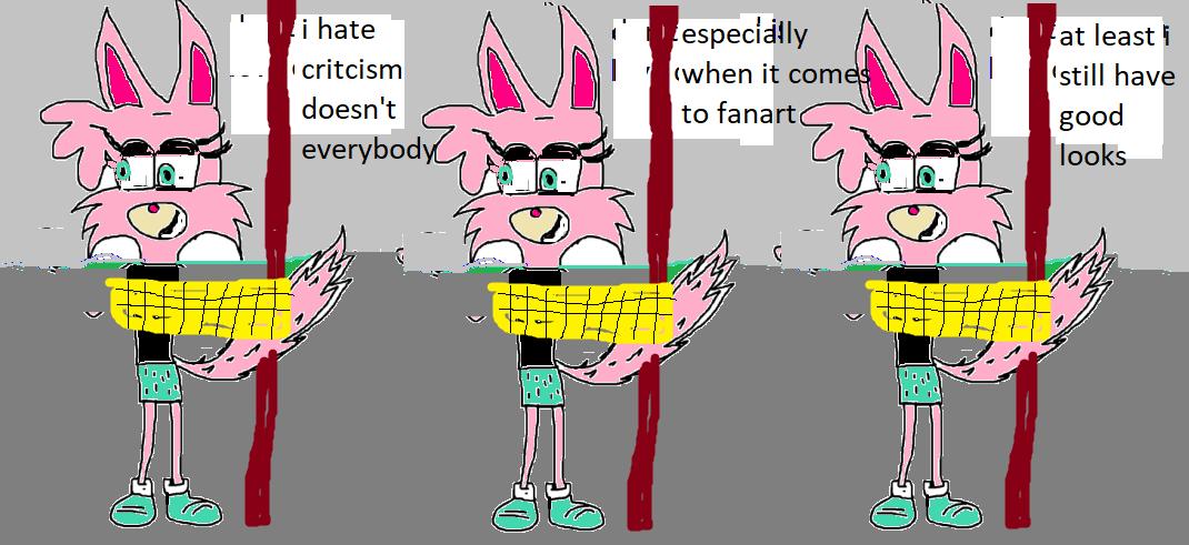 criticism comic