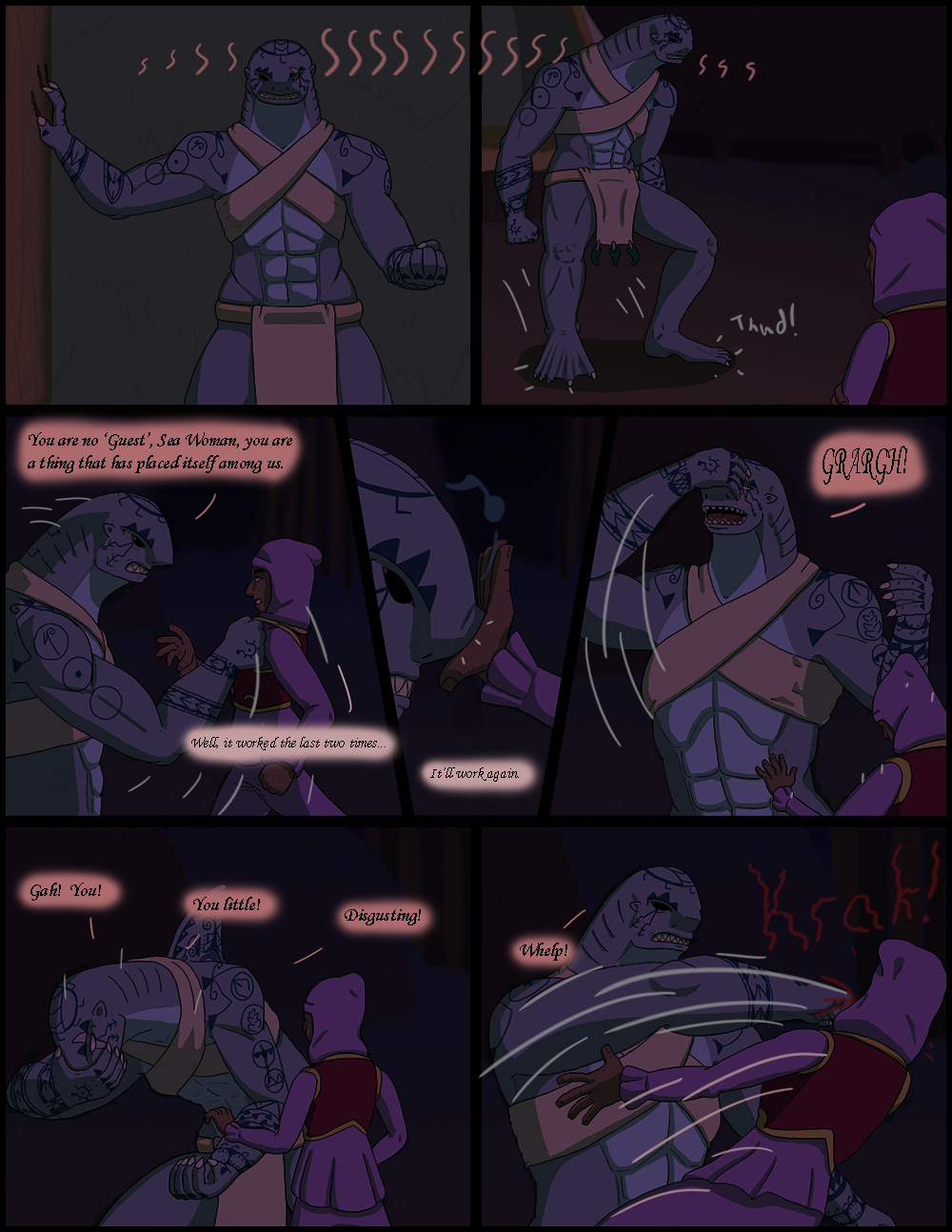 The Wide Ocean - Page 134