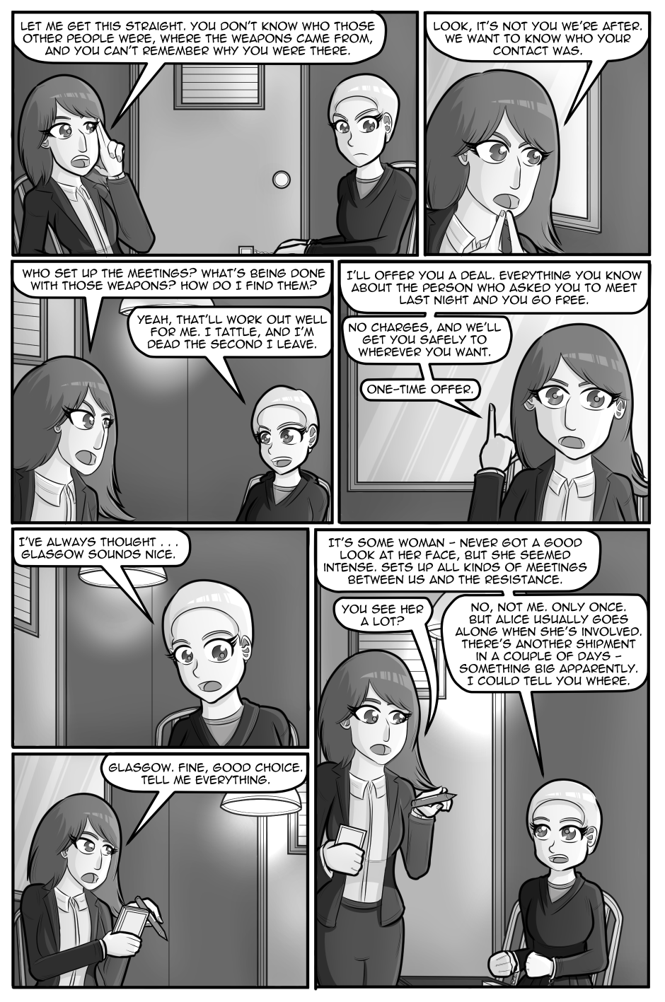 Shadows and Spectres - Part 14