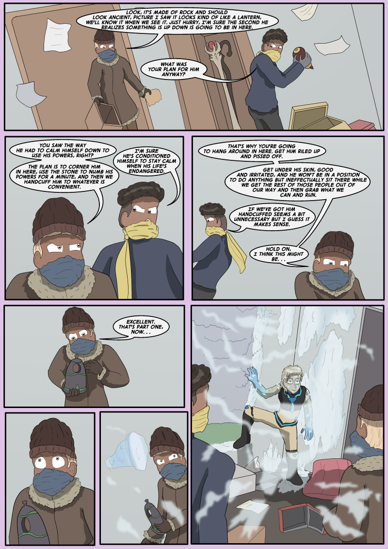 Blue Cold, Page 17