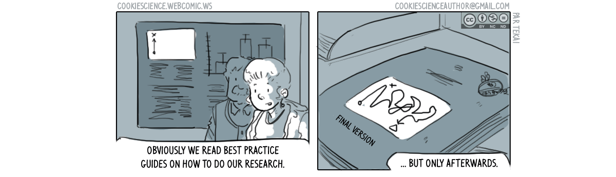 465 - Best practice advice was followed, but when?