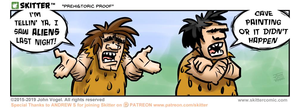 Prehistoric Proof
