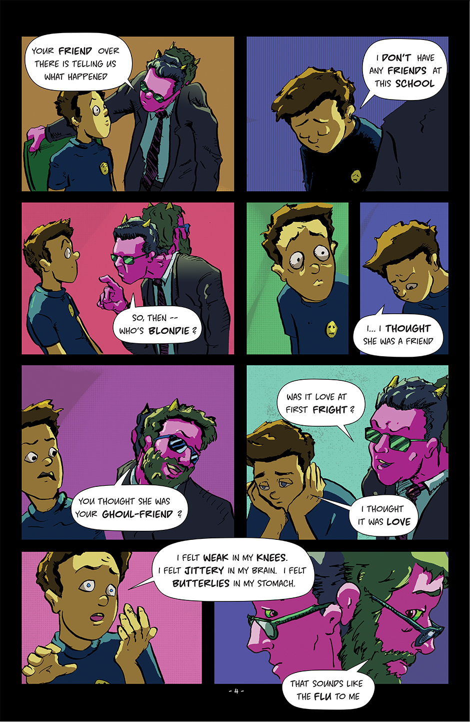 Issue 5, Page 4