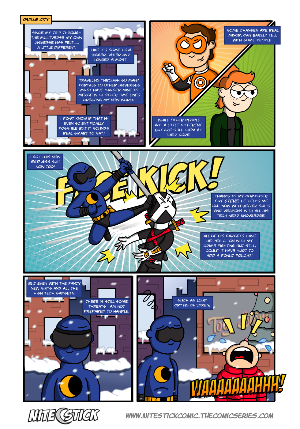 Issue 9: Page 1
