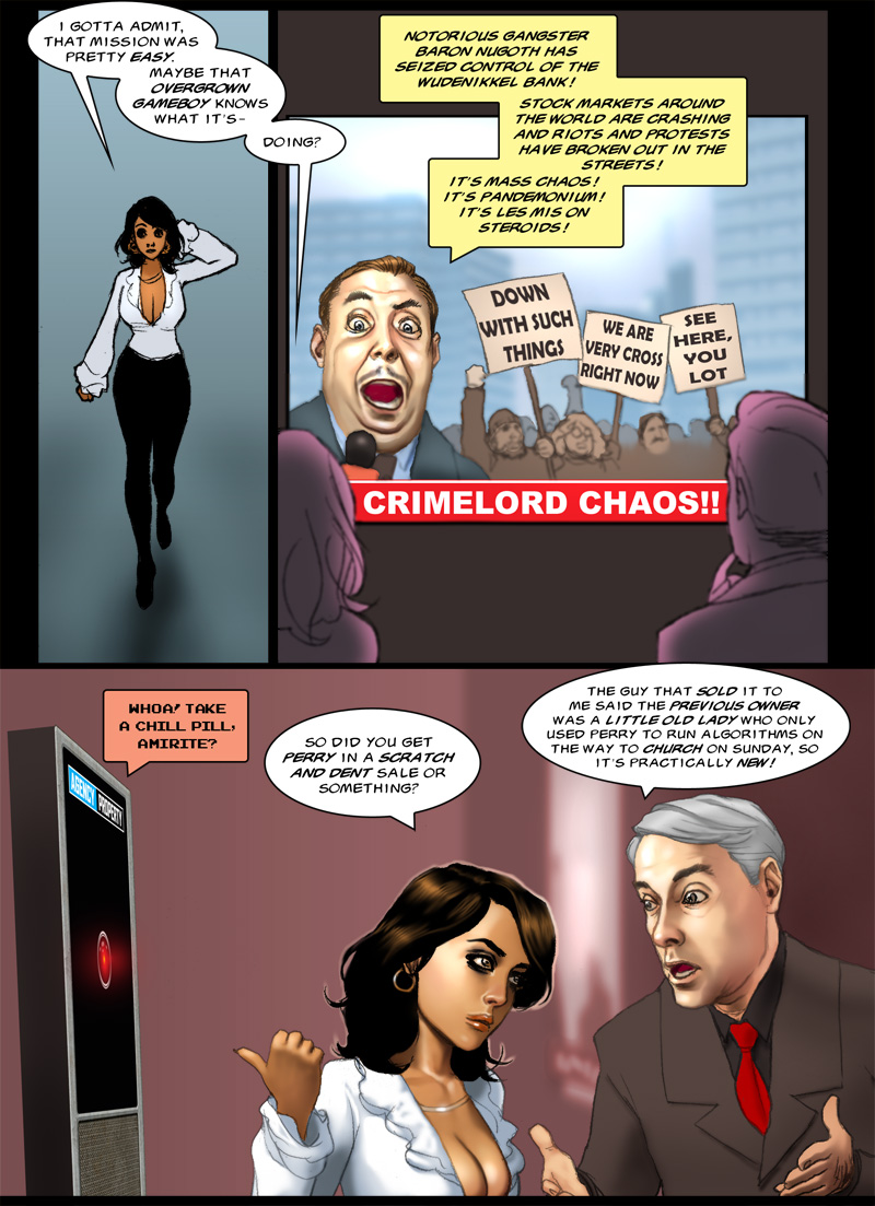 Dream Machine page 14