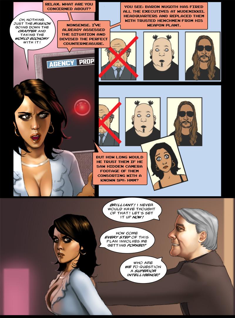 Dream Machine page 15