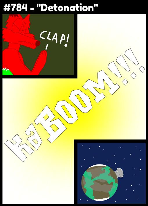 "#784 - ""Detonation"""