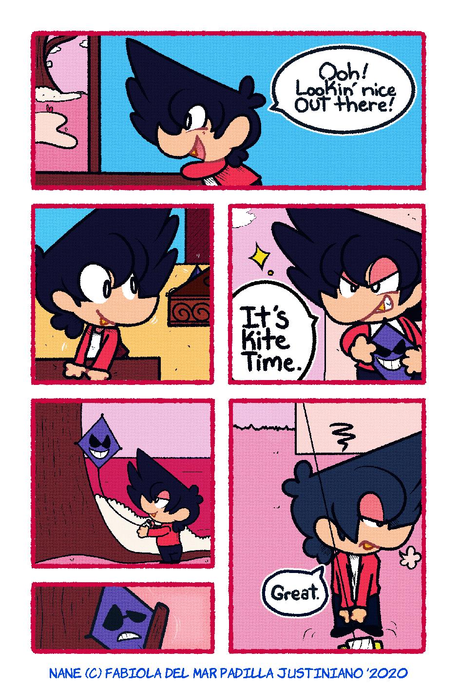 Kite Crash