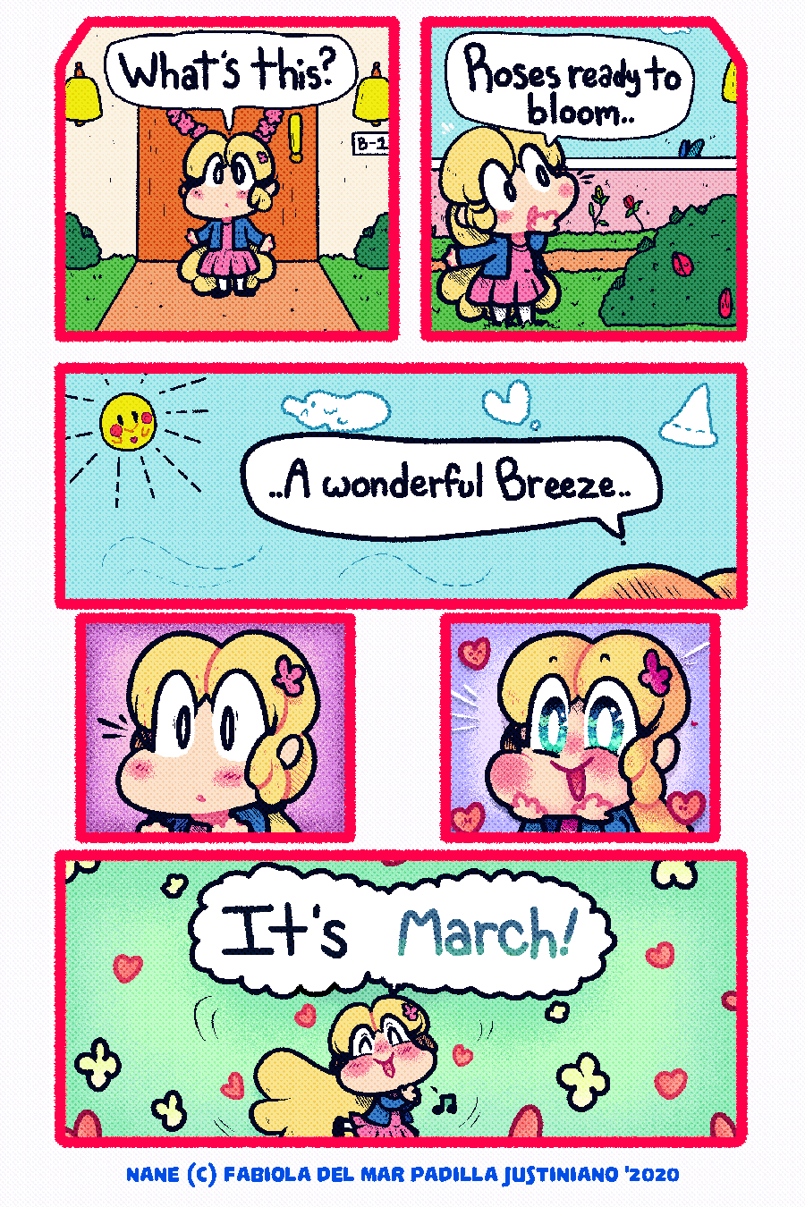 March Beginnings