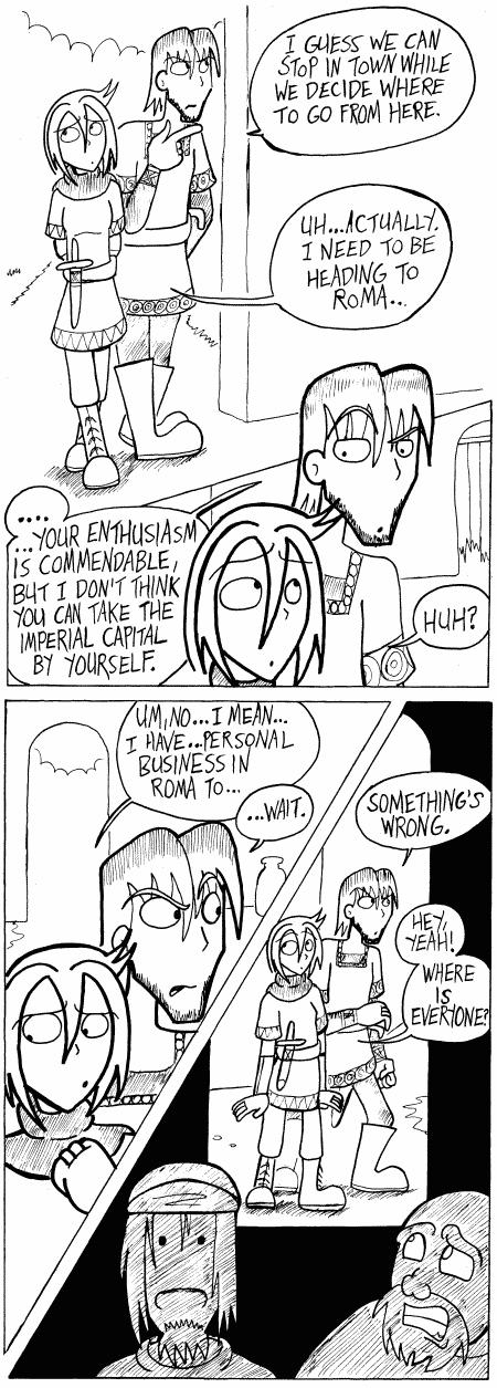 (#35) Something's Wrong
