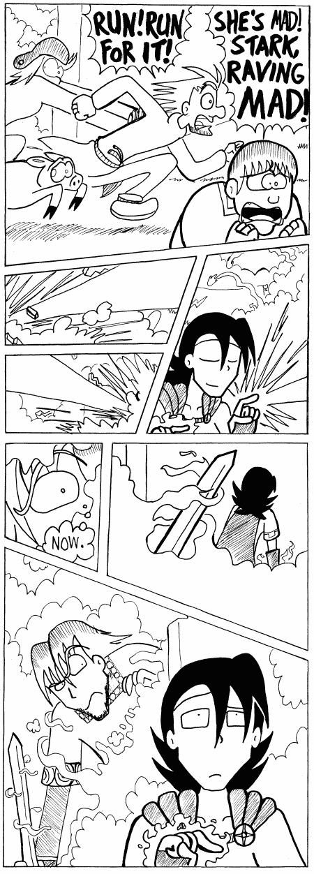(#41) Back Attack!