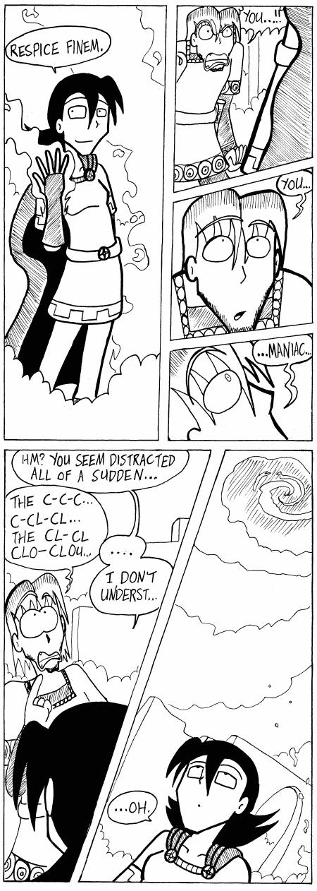 (#44) Respice Finem