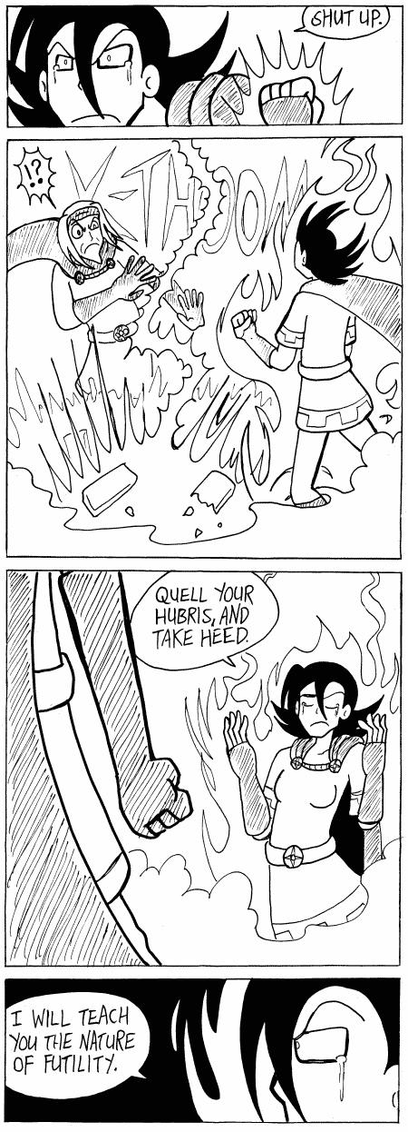 (#128) Discordia's Lesson