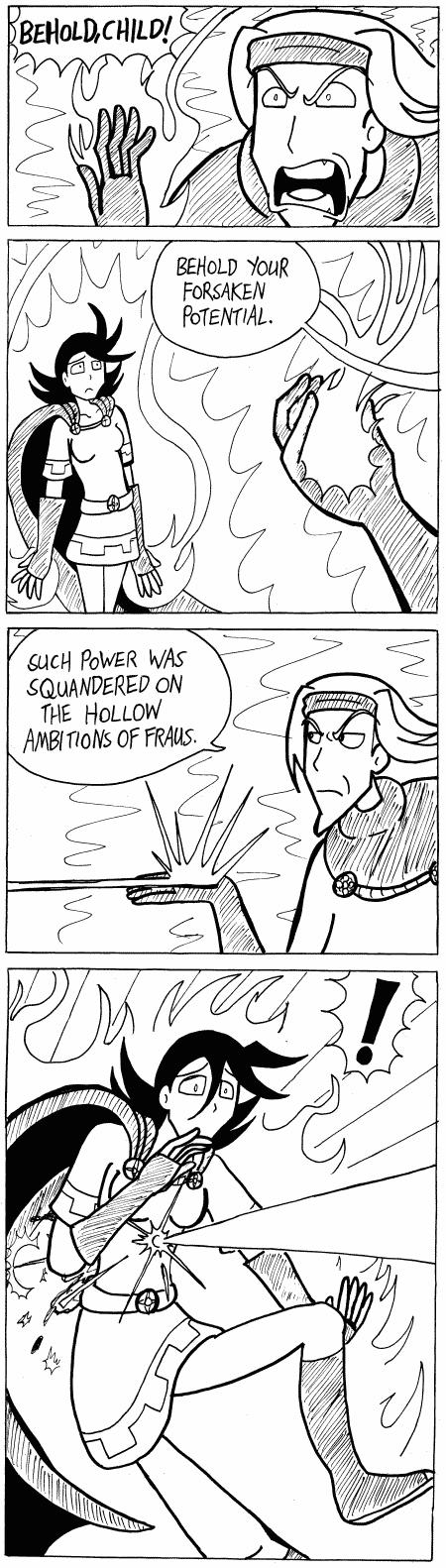 (#135) Forsaken Potential