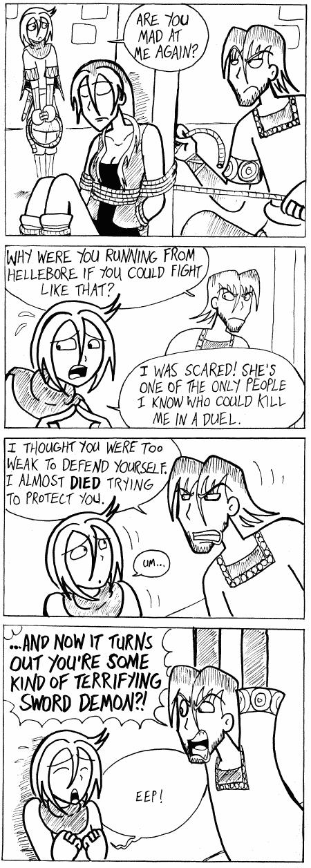 (#137) Sword Demon