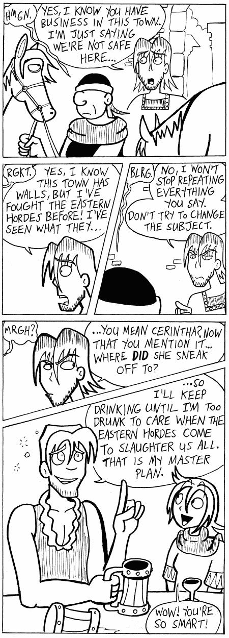 (#167) Master Plan