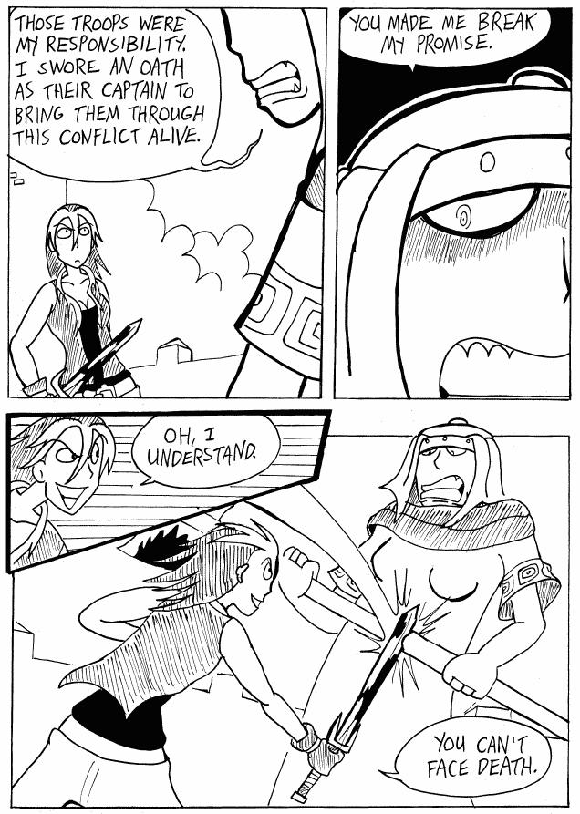 (#185) A Captain's Oath