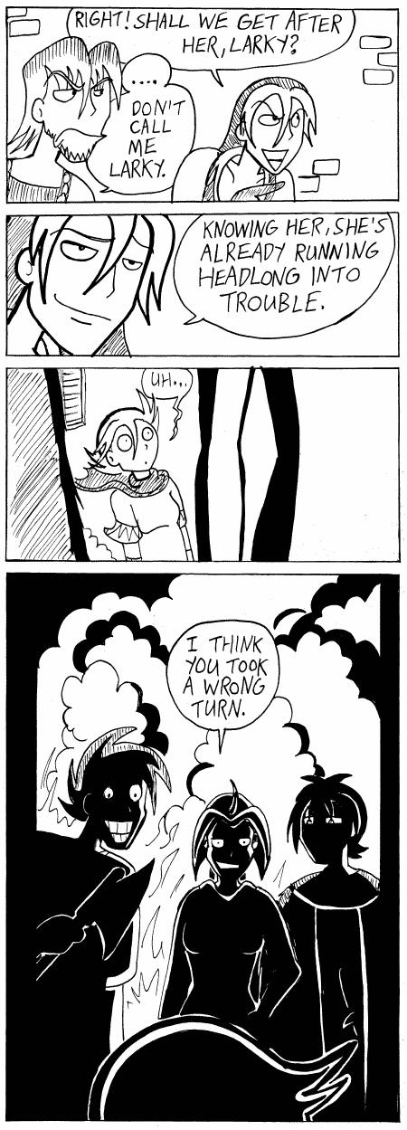 (#196) Wrong Turn