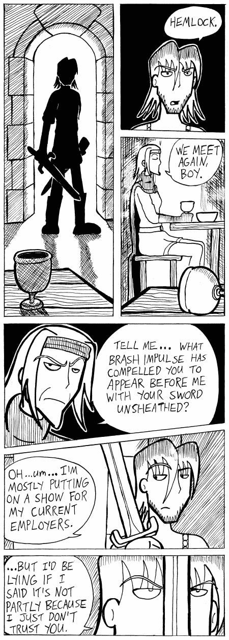 (#263) Brash Impulses