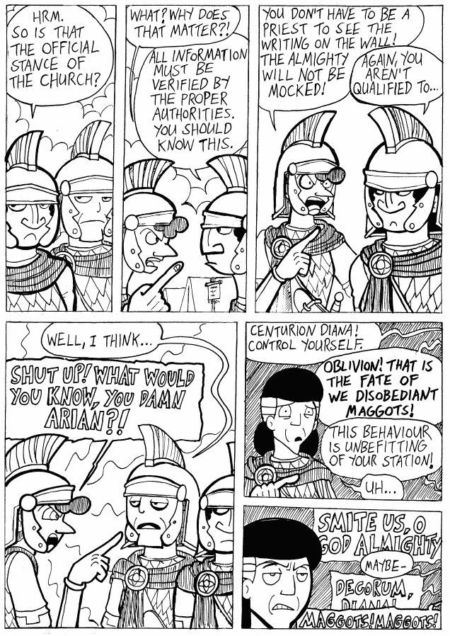 (#296) Maggots