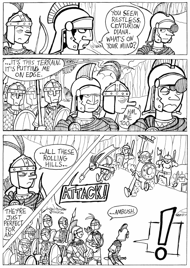 (#301) Ambush