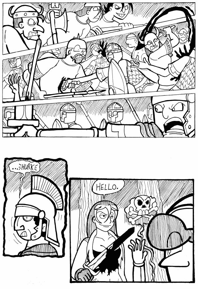 (#313) Hurk and Hello