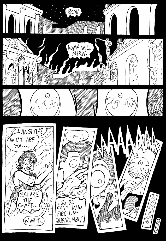 (#334) Roma Will Burn
