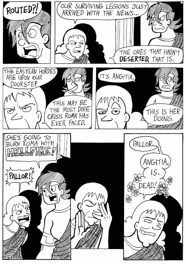(#336) Dire Crisis