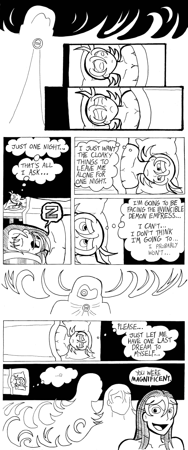 (#345) One Last Dream