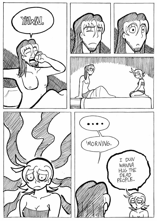 (#354) She Had a Bad Night