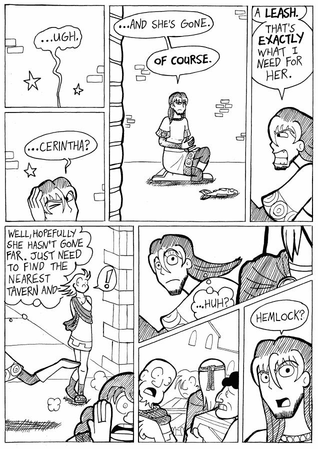 (#362) A Familiar Back