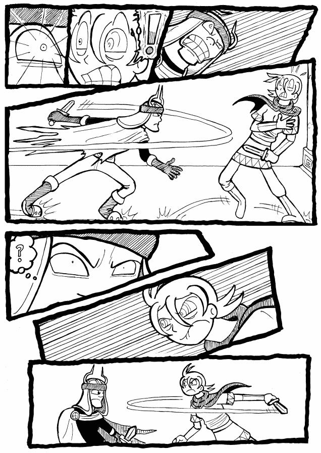 (#391) Attack and Counterattack