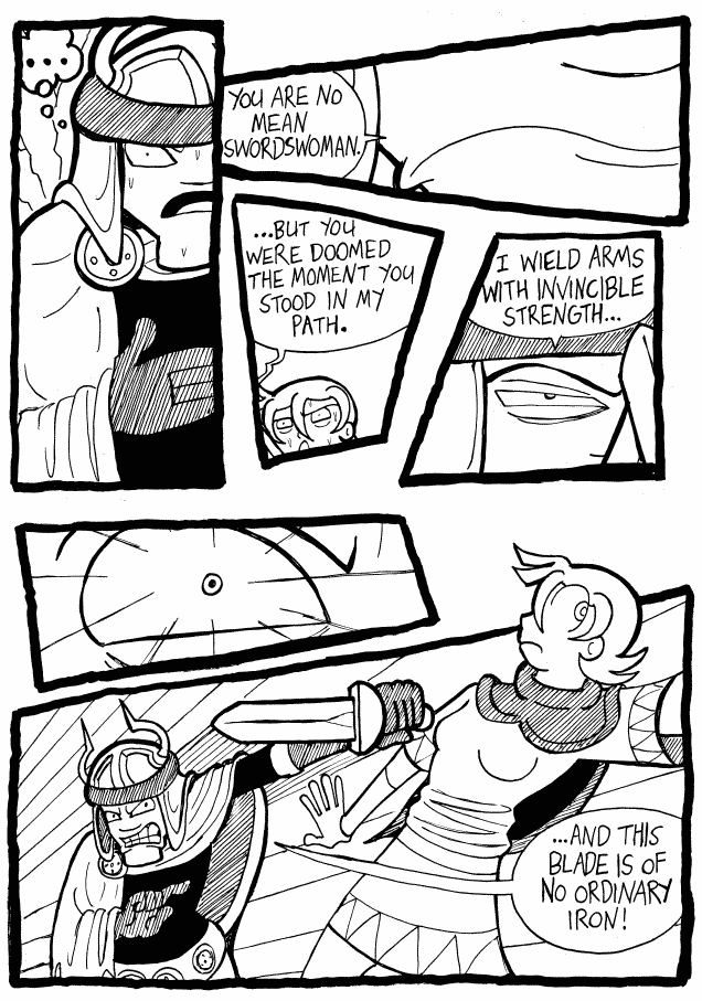 (#395) Invincible Strength