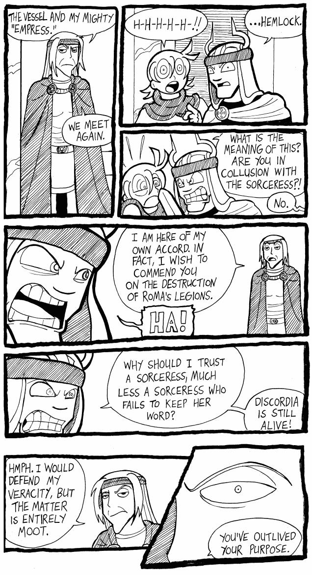 (#402) Never Trust a Sorceress