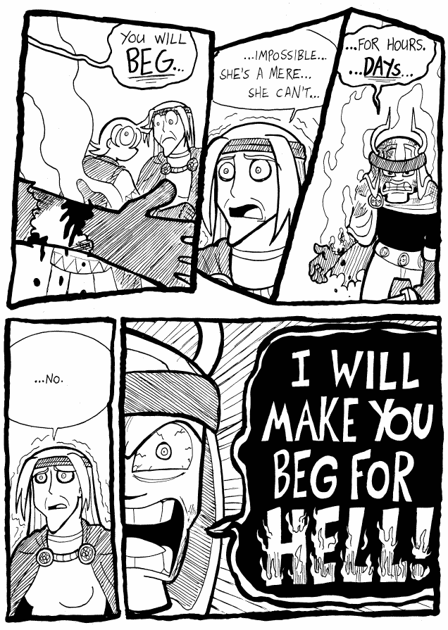 (#405) You Will Beg