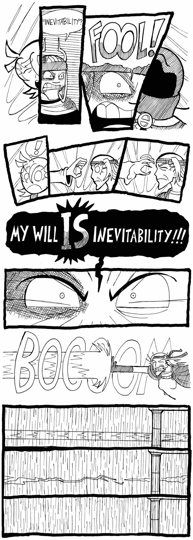 (#409) I Am Inevitability