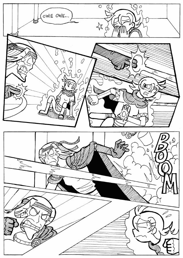 (#445) Fight