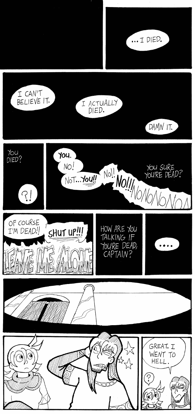 (#488) Back from the Void