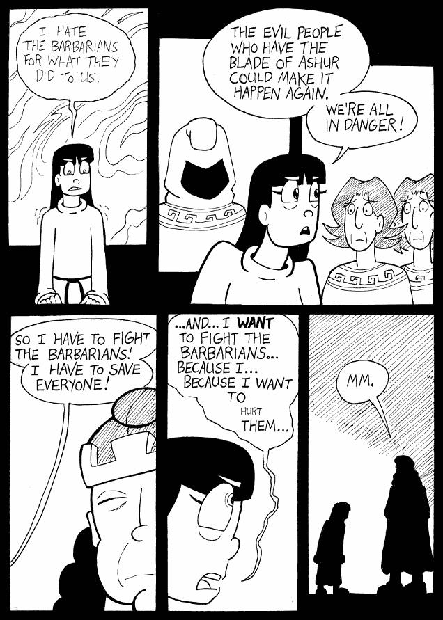 (#27) I Want to Hurt Them