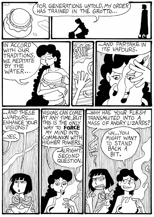 (#175) She's Got the Vapours