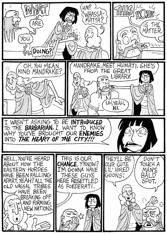 (#241) King Mandrake